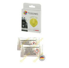 Tassimo Service Cleaning Disc & 2 Descaling Tablets (Bosch Descaler Kit)