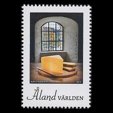"""Aland 2013 - My Stamps """"Aaland Cheese""""  Foot Gastronomy - Sc 342 MNH"""