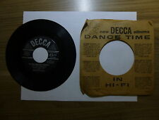 Old 45 RPM Record - Decca 9-28470 - Bing Crosby -You Don't Know What Lonesome Is