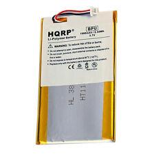 HQRP Batería 1500mAh para Creative Zen Vision M Reproductor MP3