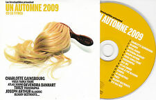 CD CARTONNE 15T GAINSBOURG/JOSEPH ARTHUR/SOURYA/BLAKROC