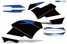 Graphic Kit Yamaha Grizzly 550/700 ATV Quad Decal Sticker Wrap Parts 2007-2014 R