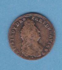 (ROY 36)  LOUIS XIV LIARD DE FRANCE 1699 AIX (TB)