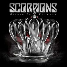 SCORPIONS - RETURN TO FOREVER - CD LTD. DELUXE EDITION 2015 NEW SEALED