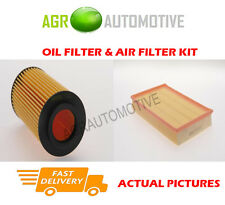 DIESEL SERVICE KIT OIL AIR FILTER FOR VOLVO V70 2.4 163 BHP 2001-07