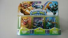 Skylanders Swap Force - Big Bang Trigger Happy, Star Strike, Gill Grunt -NEU OVP