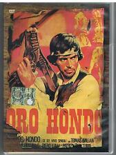 ORO HONDO - SE SEI VIVO SPARA - SERGIO LEONE I GRANDI WESTERN ALL'ITALIANA - DVD