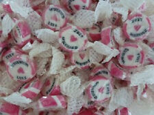 PINK JUST MARRIED ROCK SWEETS WEDDING FAVOURS X190