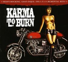Karma To Burn: Slight Reprise - Karma To Burn (2012, CD NEUF)