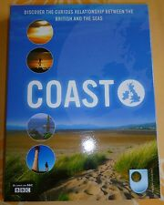 Coast Vol.1 (DVD, 2005, 3-Disc Set) 2005 BBC/OU Edition