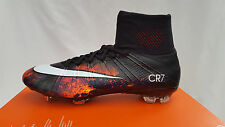 "NIKE MERCURIAL SUPERFLY CR7 FG ""Selvaggio Bellezza"" (677927 018) taglia UK 11 EU 46"