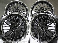 "18"" GMP 190 ALLOY WHEELS FIT VW CADDY CC EOS GOLF JETTA PASSAT SCIROCCO SHARAN"