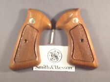 """FACTORY SMITH CONVERSION GRIPS FOR """"J"""" FRAME S & W ROUND BUTT REVOLVERS."""