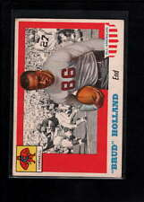 1955 TOPPS ALL AMERICAN #39 BRUD HOLLAND EX F2701