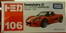 Takara Tomy Red Tommykaira ZZ Die-cast Collectible #106 Scale 1:61 Brand New