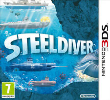 Steel Diver Nintendo 3DS IT IMPORT NINTENDO