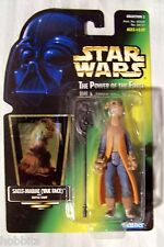 Star Wars - POTF - Saelt-Marae (Yak Face) - Green Card - New - MOC