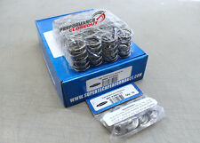 Supertech 85lb Dual Valve Spring & Titanium Retainer Honda B16 B18 DOHC VTEC
