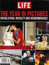 Life Magazine Presents: The Year In Pictures (2011) Revolution, Royalty, Remembe