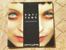 PATI YANG - JASZCZURKA 1998 COLUMBIA TOP RARE FIRST PRESS POLISH ONLY RELEASE