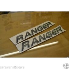 BAILEY Ranger - (STYLE 3) - Caravan Roof Name Stickers Decals Graphics - PAIR