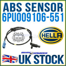 HELLA ABS WHEEL SPEED SENSOR FITS PEUGEOT 4545 77