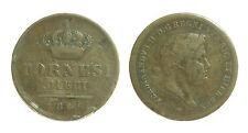 pci2931) Napoli Regno delle Due Sicilie Ferdinando II - 10 tornesi 1839