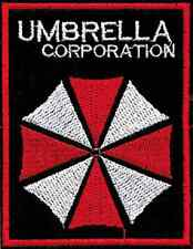 9985 Umbrella Corporation Logo Resident Evil Video Game Corp Sew Iron On Patch