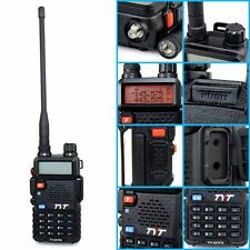 TYT TH-UVF8 Walkie Talkie VHF + UHF 128CH 8 groups scrambler 2-way FM Radio VOX