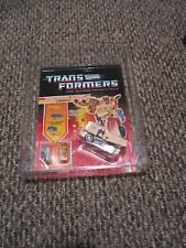 G1 Transformers 1988 targetmaster landfill mosc afa 80 80/80/90 complete moc