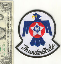 USAF THUNDERBIRDS NELLIS AFB F-16 F16 SQUADRON PATCH FABRIC NEW