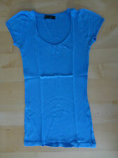 Tshirt Shirt Damen blau von Only Gr. S TOP