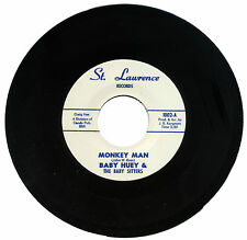 "BABY HUEY & THE BABY SITTERS  ""MONKEY MAN""  CLUB CLASSIC / R&B    LISTEN!"
