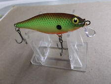 Custom Painted Rapala Shallow Shad Rap,SSR-7,Rootbeer Float
