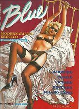 Blue - n. 4 del 1991 - Barreiro, Cadelo, Pichard, Rotundo, ..... ottimo