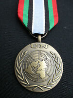 BRITISH ARMY,PARA,SAS,RAF,RM,SBS - UN Military Medal & Ribbon RWANDA - F/S New!