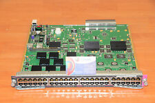 CISCO WS-X6148-GE-TX Module for Catalyst 6000/6500 Series Switch 6MthWtyTaxInv