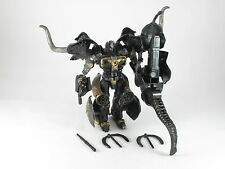 Transformers Beast Wars Big Convoy Black Missing One Missile