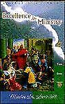 Swindoll Bible Study Guide: Excellence in Ministry : A Study of I Timothy by Cha
