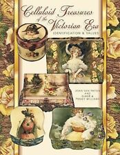 Celluloid Treasures of the Victorian Era : Identification and Values