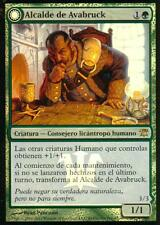 Alcalde de Avabruck FOIL / Mayor of Avabruck FOIL | NM | Prerelease | ESP |