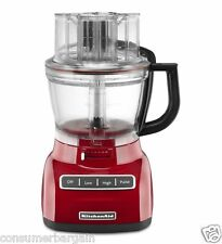 KitchenAid R-KFP1333ER 13Cup 3.1L W/ WIDE MOUTH FOOD PROCESSOR EXACTSLICE SYSTEM