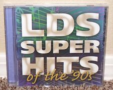 LDS Super Hits of the '90's Music CD LDS MORMON 17 Songs!!!