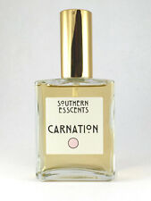 Carnation Perfume - All Natural Made From Fresh Flowers - Perfect Gift!