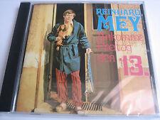 REINHARD MEY - ANKOMME FREITAG DEN 13. - CD - NEU + ORIGINAL VERPACKT!