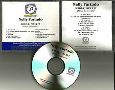 NELLY FURTADO Whoa, Nelly Ultra Rare TST PRESS ADVNCE PROMO DJ CD 2000 USA