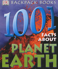 1001 Facts About Planet Earth (Backpack Books) Cally Hall, Jen Green Very Good B
