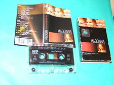 ►►Rare Polish cassette Madonna Hits cover performed by American Pie POLAND mc