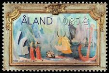 "ALAND ISLANDS 261 - ""Untitled"" by Tove Jansson (pa84267)"