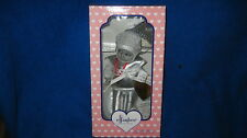 """WIZARD OF OZ EFFANBEE PATSYETTE DOLL NEW IN BOX TIN MAN W/ STAND 8"""""""